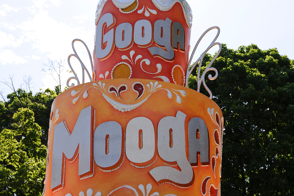Photos of general atmosphere at The Great GoogaMooga festival at Prospect Park in Brooklyn, NY. May 20, 2012. Copyright © 2012 Matthew Eisman. All Rights Reserved. (Photo by Matthew Eisman/WireImage)