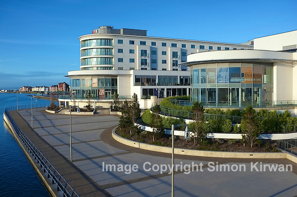 Waterfront Development Southport - photo by Simon Kirwan