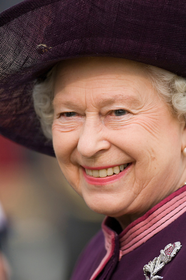 HRH Queen Elizabeth II at the WIndsor Horse Show, May 2006 (Marco Secchi)