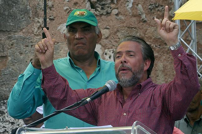 """Guillermo Moreno denuncia que ya hay """"puntos"""" instalados para comprar cédulas"""