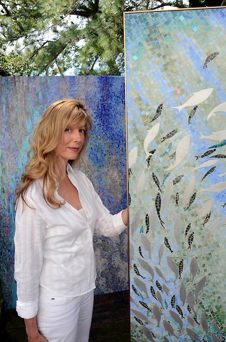 Sara Baldwin, New Ravenna Mosaics