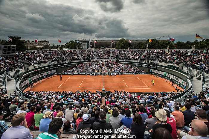 AMBIENCE Tennis - French Open 2014 -  Toland Garros - Paris -  ATP-WTA - ITF - 2014  - France -  29 May 2014.  © AMN IMAGES (FREY/FREY- AMN Images)