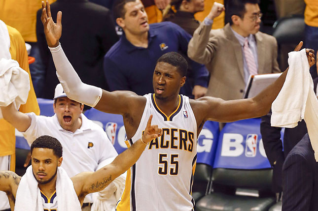 Stephenson y George ponen a Pacers en la final del Este contra Heat