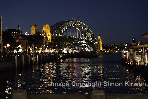 Sydney Harbour Bridge, Australia - Photo By Simon Kirwan