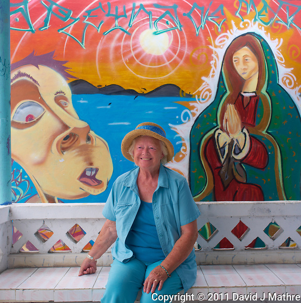 Cozumel Street Art (David J Mathre)