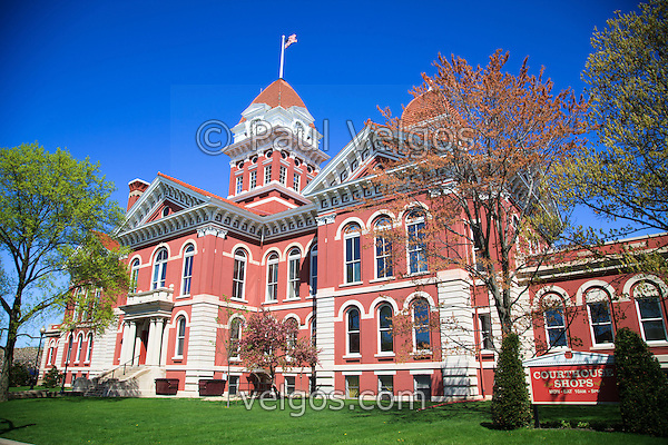 MG 6684 Crown Point Courthouse Crown Point Indiana Photos
