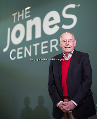 Edward Clifford with The Jones Center in Northwest Arkansas for Arkansas Business. Photo by Beth Hall (Beth Hall)