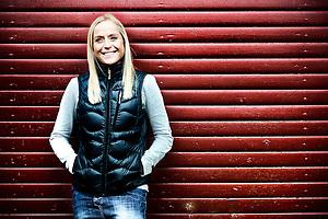 Camilla Pedersen - Triatlet (Brian Rasmussen/fotografhuset)