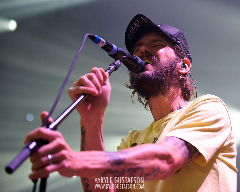 Band of Horses performs at Merriweather Post Pavilion in Columbia, MD. (Photo by Kyle Gustafson/www.kylegustafson.com) (Kyle Gustafson/Photo by Kyle Gustafson)