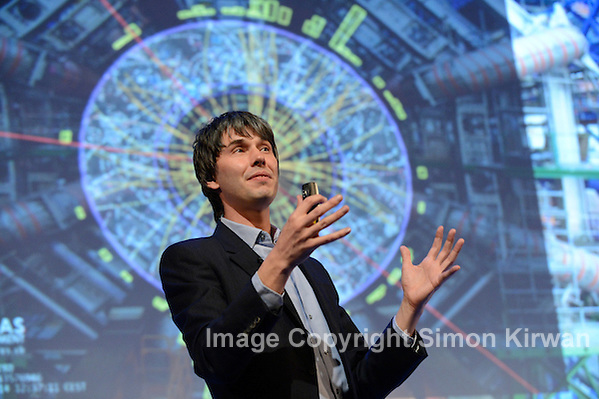 Professor Brian Cox, NAPF Conference Liverpool - Event Photography By Simon Kirwan