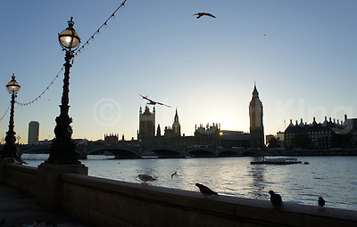 Big Ben & Westminster