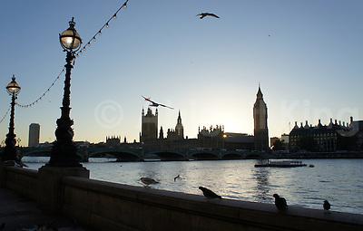 Big Ben & Westminster
