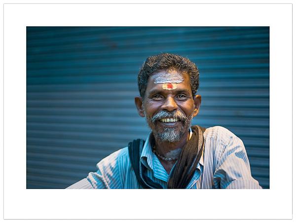 Man - Chennai, India (Ian Mylam/© Ian Mylam (www.ianmylam.com))