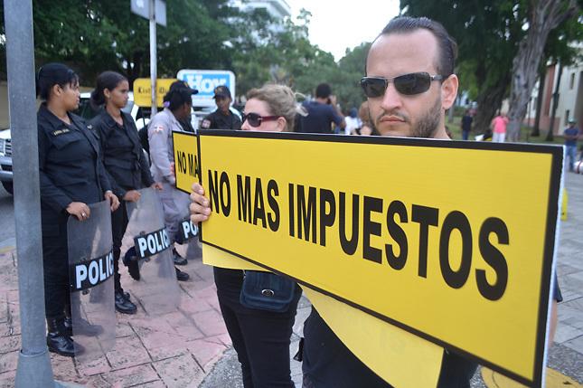 Los peregrinos que luchan contra la corrupción llegan el domingo desde Moca