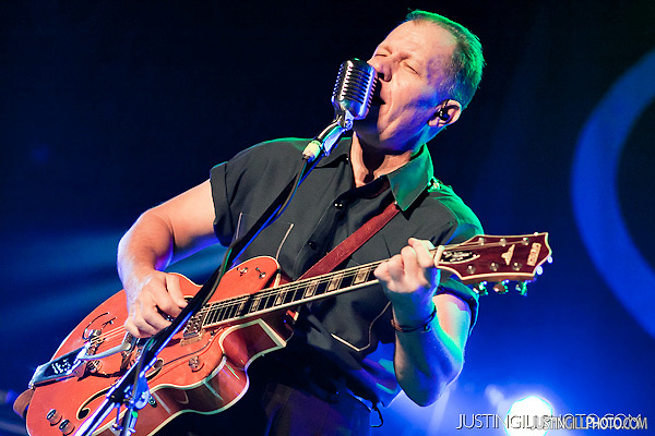 Reverend Horton Heat concert @ Metro Chicago 