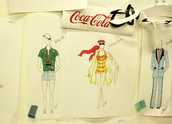 Fashion Design in Copenhagen's Circus