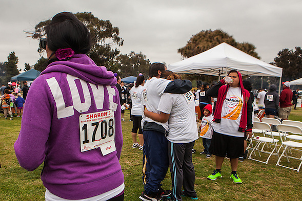 The 2013 Sharon's Ride.Run.Walk for Epilepsy was on Sunday, April 14, 2013 at De Anza Cove at Mission Bay Park in San Diego, California. The event benefits The Epilepsy Foundation of San Diego County. (bryan farley)