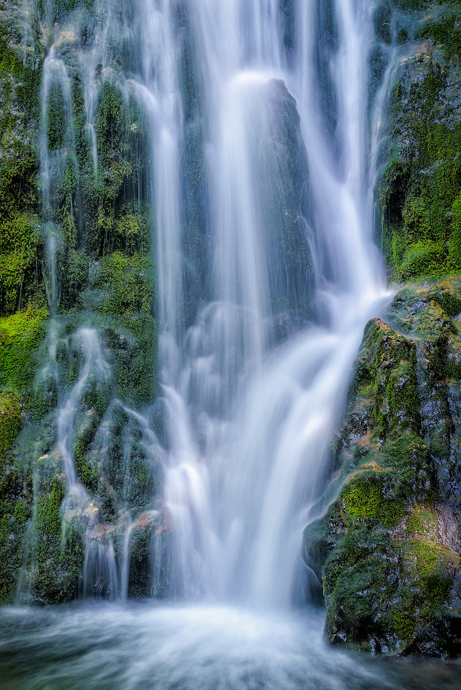 Waterfalls: Madison Falls in Olympic National Park, Washington (Doug Oglesby)