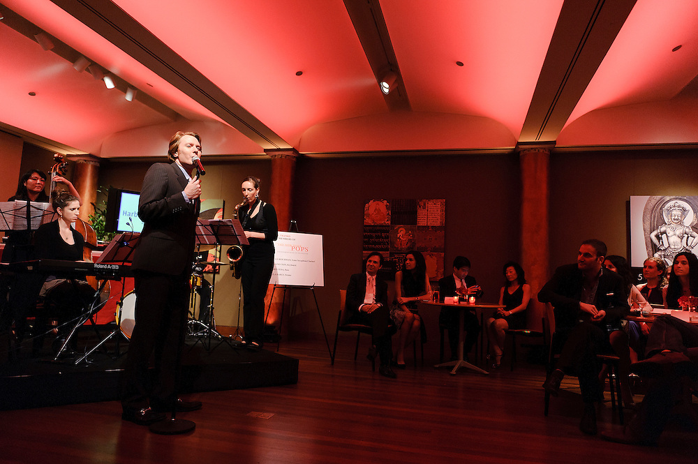 Photos of singer Clay Aiken performing during Harboring Hearts Spring Gala at the Rubin Museum of Art, NYC. May 22, 2012. Copyright © 2012 Matthew Eisman. All Rights Reserved. (Photo by Matthew Eisman/WireImage)