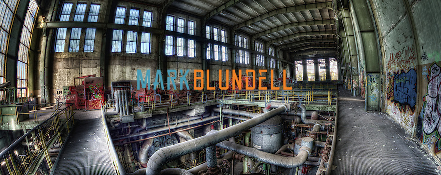 Turbine Hall at CT (Mark Blundell)