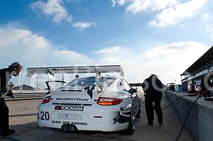 #20 Alex Job Racing WeatherTech.com Porsche GT3: Cooper MacNeil (Darren Pierson)