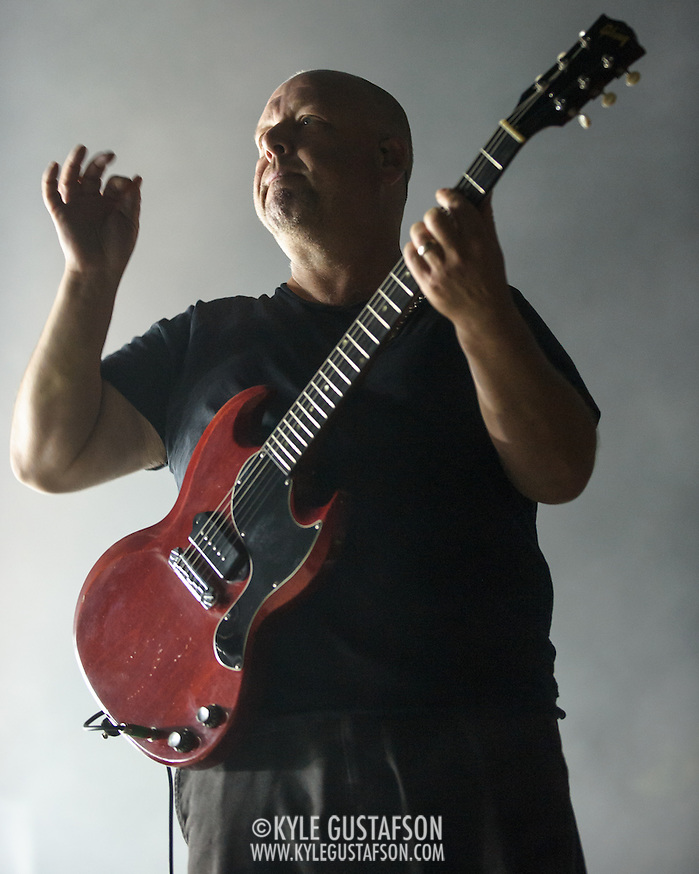 COLUMBIA, MD - May 30, 2015 - Frank Black of The Pixies performs at the 2015 Sweetlife Festival at Merriweather Post Pavilion in Columbia, MD. (Photo by Kyle Gustafson / For The Washington Post) (Kyle Gustafson/For The Washington Post)