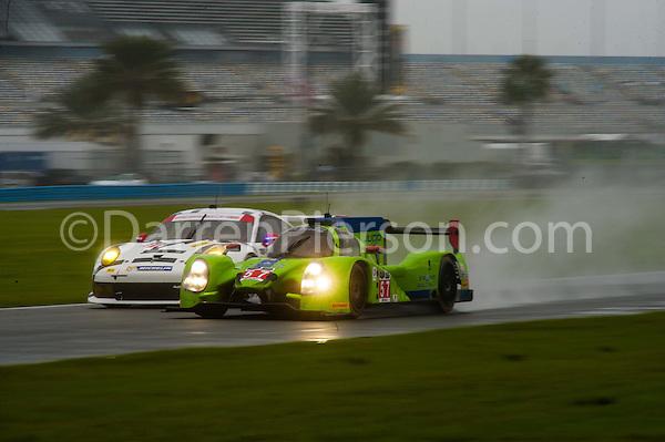 #57 Krohn Racing Ligier JS P2: Tracy Krohn, Olivier Pla, Nic Jonsson, Alex Brundle (Darren Pierson)