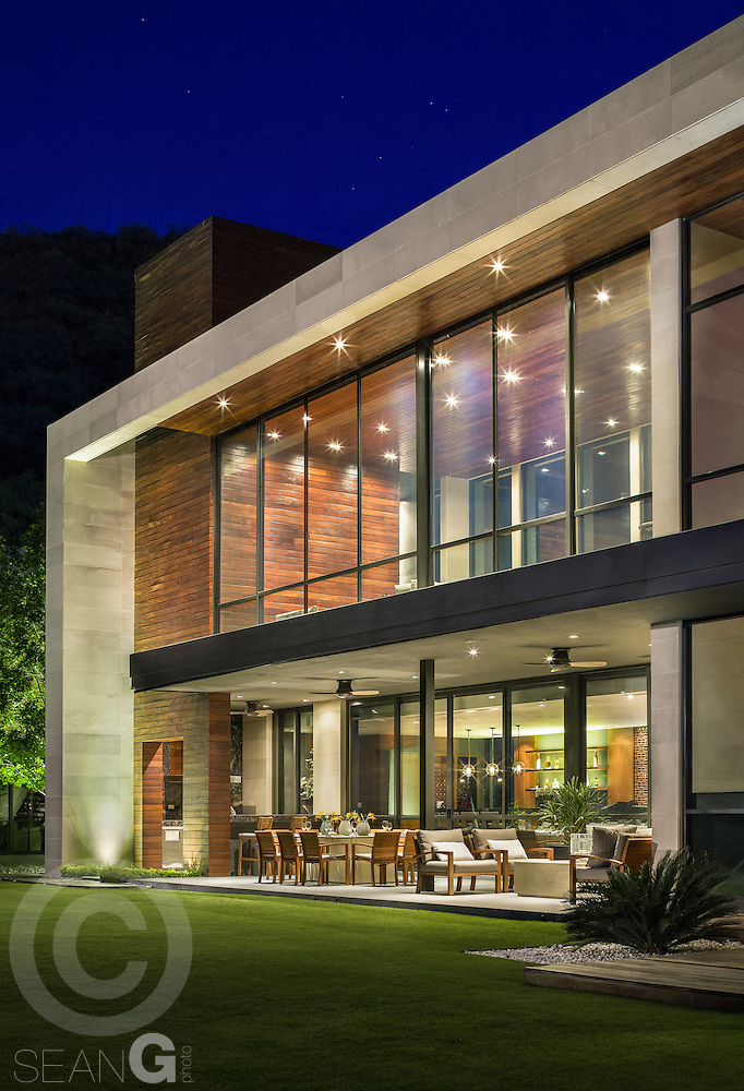 Casa SAC I by Pozas Estudio de Arquitectura Monterrey, Nuevo León, México (Sean Gallagher)