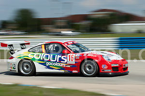 #16 Wright Motorsports Porsche GT3 Cup: Fernando Pena (Darren Pierson)