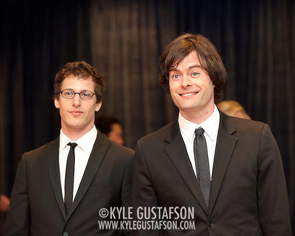 Andy Samberg, Bill Hader (Kyle Gustafson/Photo by Kyle Gustafson)