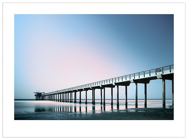 Pier on La Jolla Beach - San Diego, California, USA (Ian Mylam/© Ian Mylam (www.ianmylam.com))