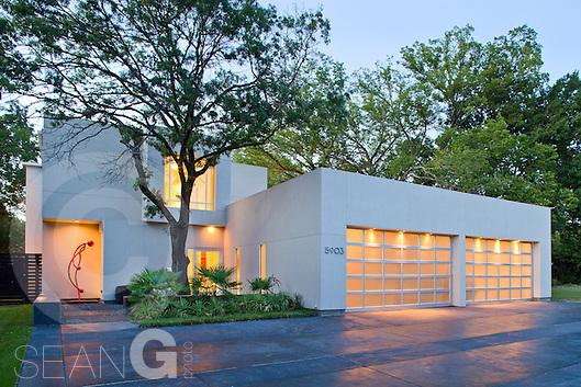Cantoni House, 5903 Lakehurst Dr., Dallas, Texas (Sean Gallagher)