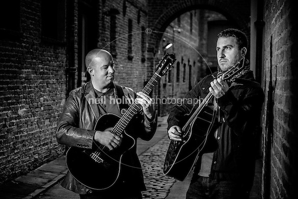Old Town, Kingston Upon Hull, East Yorkshire, United Kingdom, 08 November, 2015. Pictured: Farino, John Shepherd, Karl Marsden (Neil Holmes)