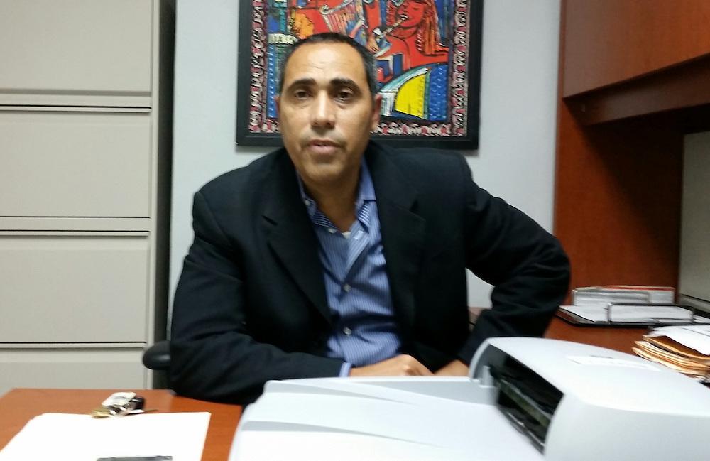 El director administrativo del Consulado General de República Dominicana en Miami, Wilton Paniagua