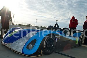 #65 Acadia Racing Elan DP02: Lamont Harris (Darren Pierson)