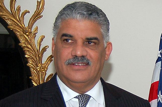 Miguel Vargas fue citado para este jueves en la Corte de Apelación