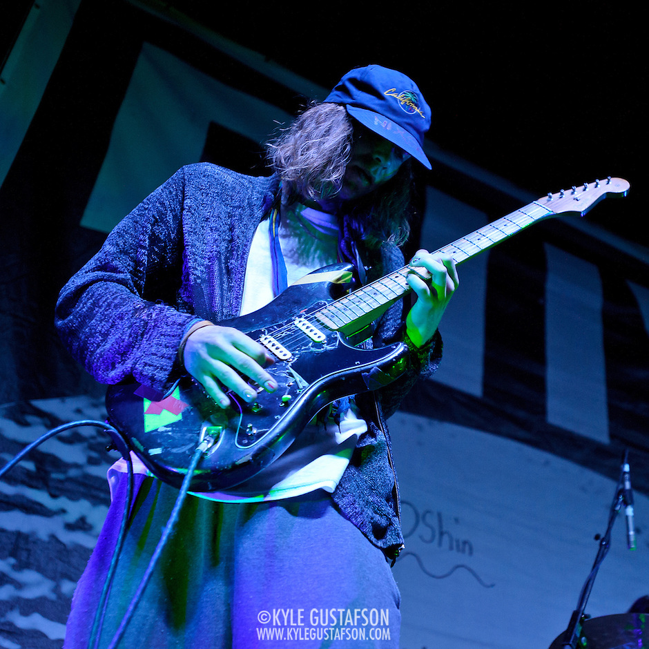 SILVER SPRING, MD - April 30th, 2013 - DIIV open for How To Destroy Angels at the Fillmore Silver Spring in Silver Spring, MD. (Photo by Kyle Gustafson)