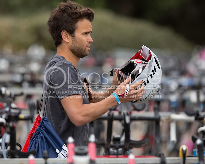 Ironman Melbourne Triathlon Photos 2014