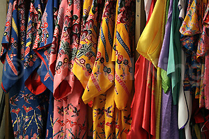 Traditional Costumes, Okinawa Japan