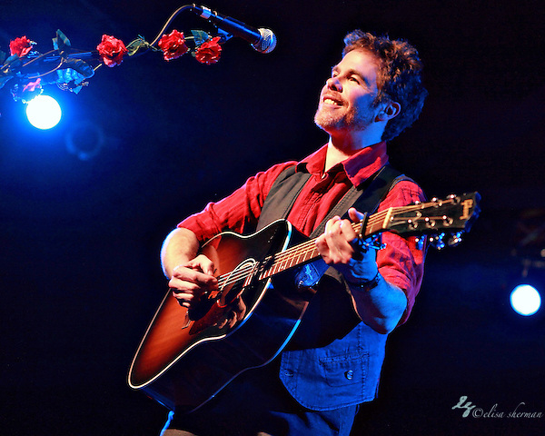 Josh Ritter & the Royal City Band perform on February 22nd, 2010 at the Showbox Sodo  in Seattle, Washington (Elisa Sherman)