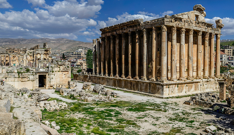 Baalbek, Lebanon. May/12/2019. Day trip to visit Baalbek. (Owen Murray © 2019/ommphoto.ca)
