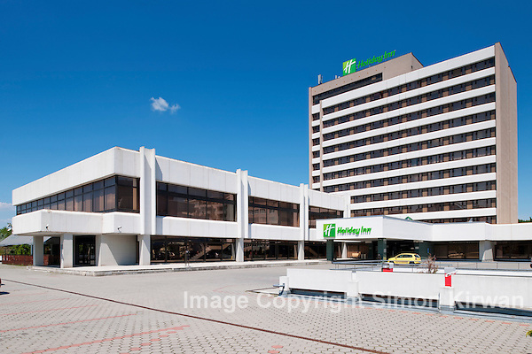 Holiday Inn, Bratislava, Slovakia - Architectural Photography By Simon Kirwan www.the-lightbox.com