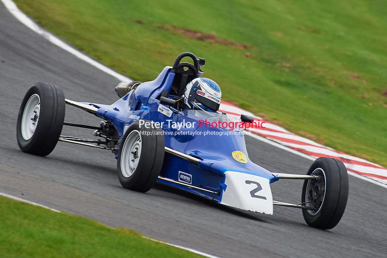 #2 John Wilkinson – Van Diemen RF86