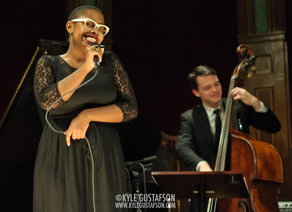 Ertegun Jazz Series at the Embassy of Turkey - December 2012 (Photos by Kyle Gustafson) (Photo by Kyle Gustafson)
