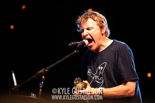 Chicago, IL - A reunited Pavement headline the 2010 Pitchfork Music festival. (Photo by Kyle Gustafson)