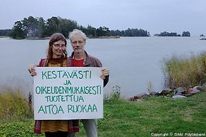Good Food March (Photographer: Erkki Poytaniemi)