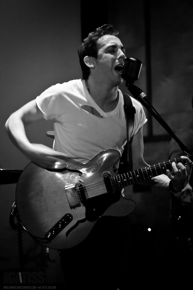 live at Manchester Methodist Central Hall, 2011-01-20 (Mike Gatiss)