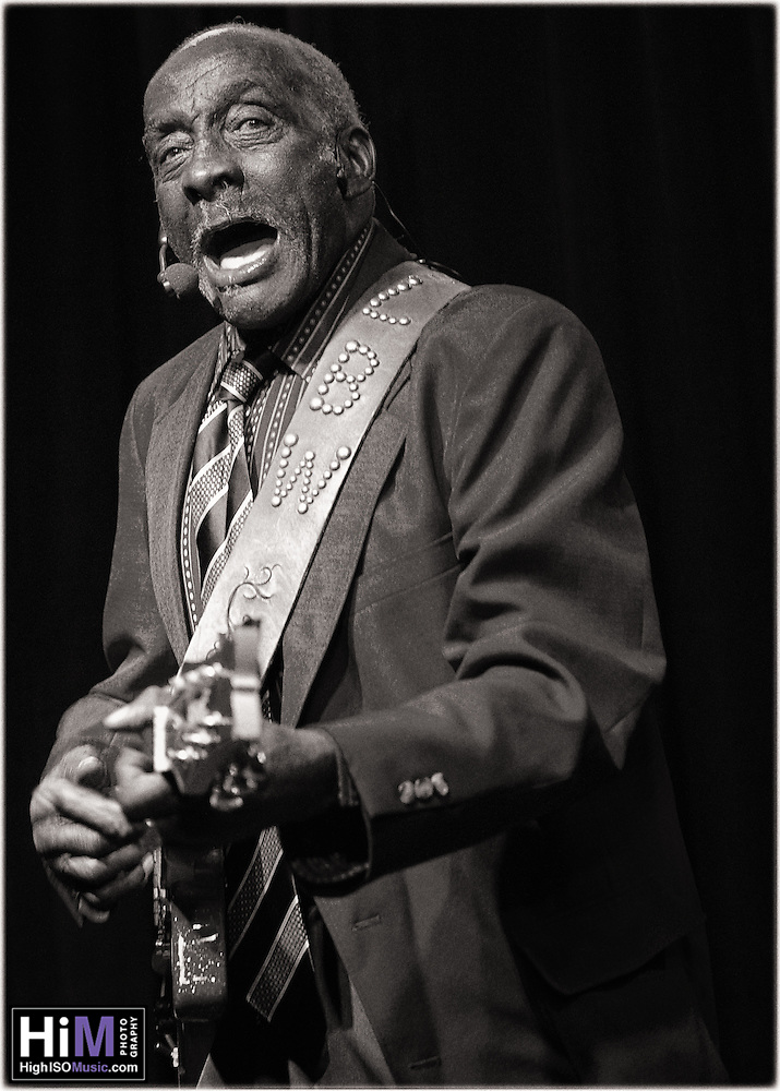 """Leo """"Bud"""" Welch at d.b.a. in New Orleans, LA. (HIGH ISO Music, LLC)"""