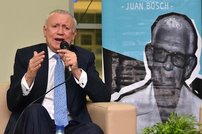 Rafael Alburquerque, ex vicepresidente de la República.