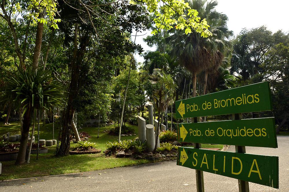 Jard n bot nico celebra 38 aniversario bajo la amenaza de for Caracteristicas de un jardin botanico